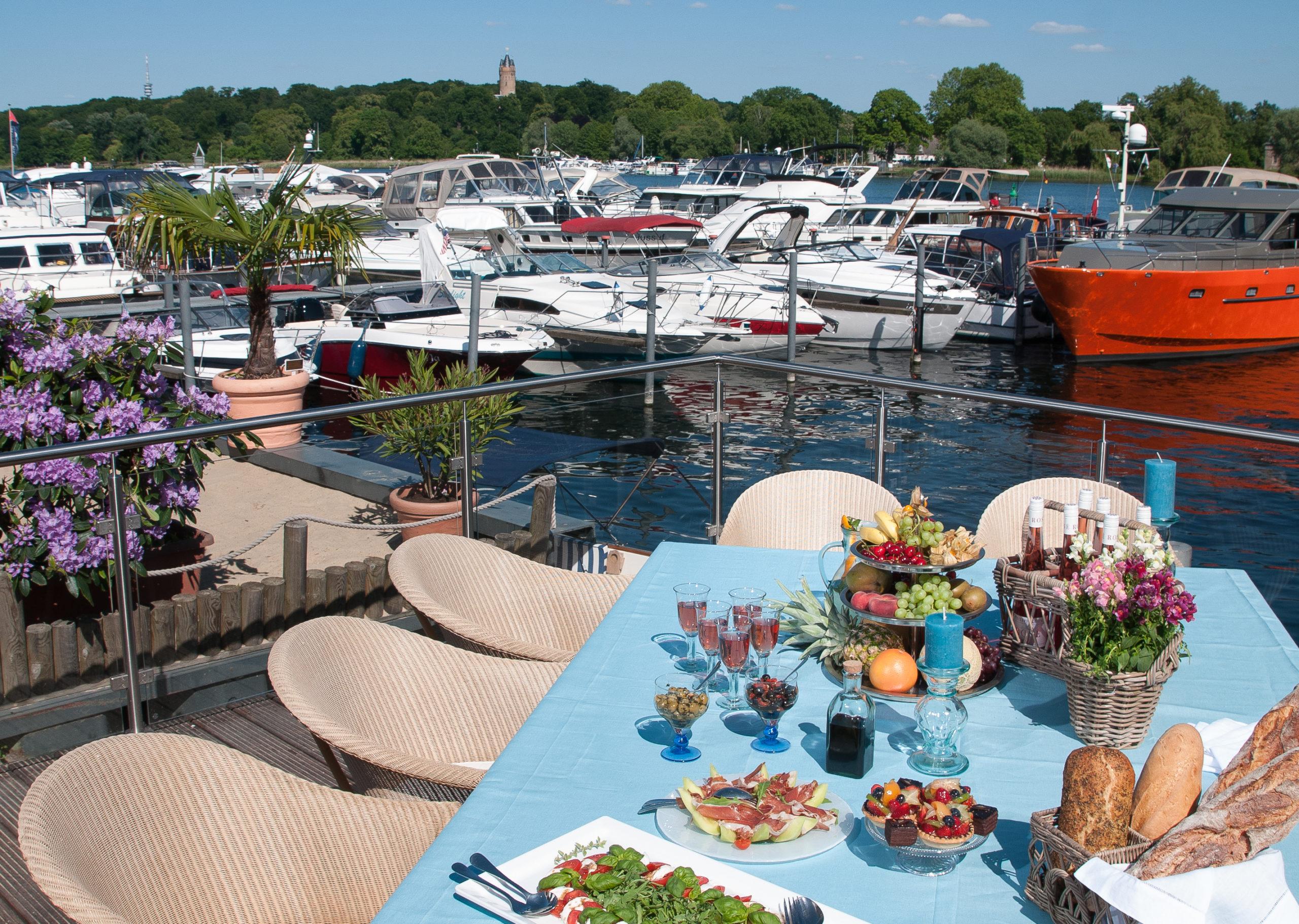 Restaurant Marina am Tiefen See in Potsdam